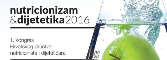 1. međunarodni kongres Hrvatskog društva nutricionista i dijetetičara