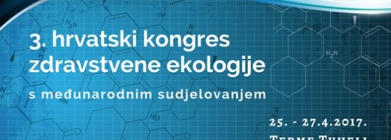 3. Hrvatski kongres zdravstvene ekologije